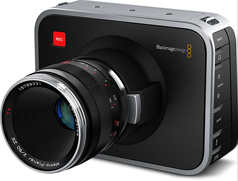 The Black Magic cinema camera is now 1000.00 cheaper